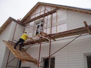 Вентилируемый фасад: все плюсы и минусы, схема, особенности и советы для монтажных работ