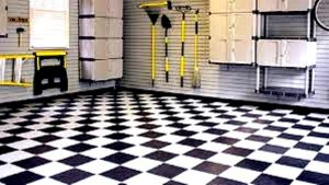 Пол в гараже: как не прогадать, и выбрать самое лучшее покрытие