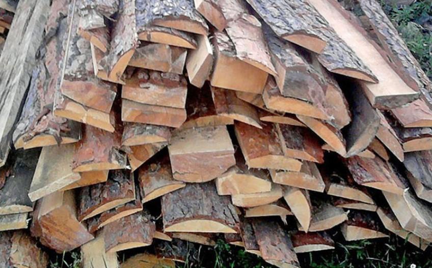 Отходы обработки древесины