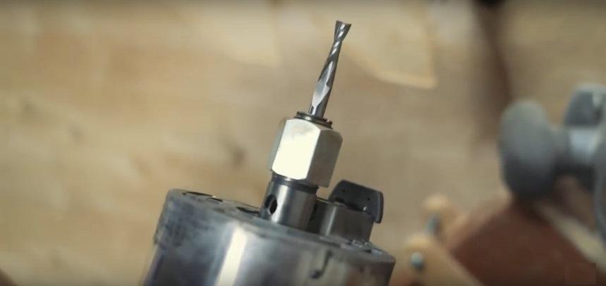 Основной элемент станка Maslow CNC