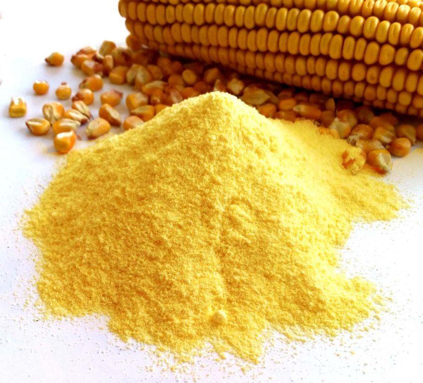 Кукурузная мука в союзниках