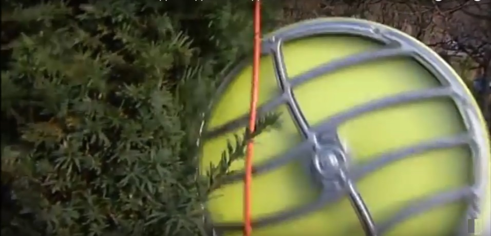 Режущий диск триммера Groom Pro