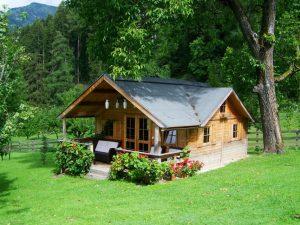 Особенности каркасных домов для постоянного проживания