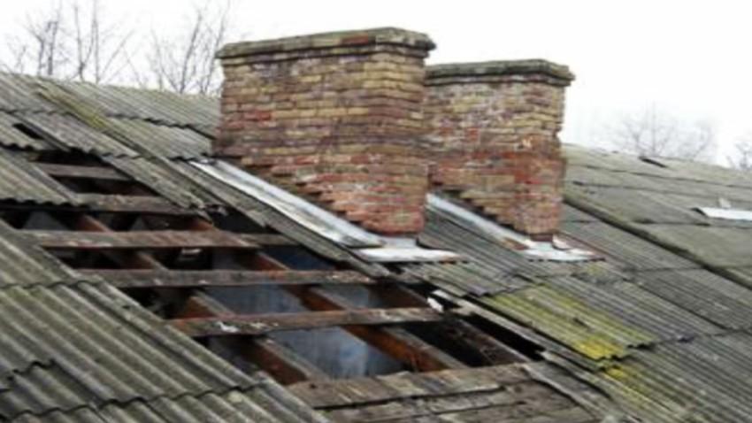 Повреждения крыши должны быть своевременно устранены коммунальными службами