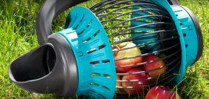 Новые садовые гаджеты: Плодосборник Fruit Collector