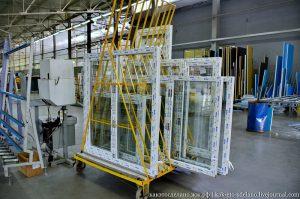 Как производят пластиковые окна