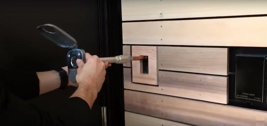 Монтаж системы Aquor House Hydrant
