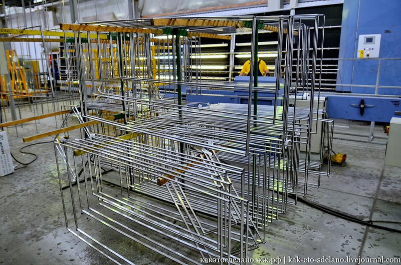 Рамки для стеклопакетов