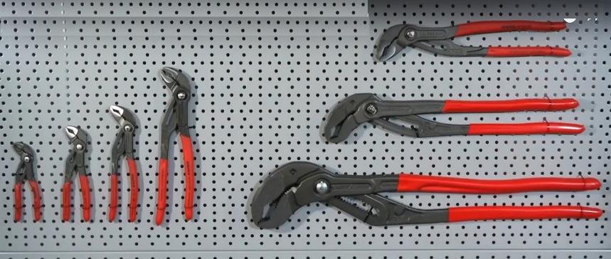 Типоразмеры ключей Kobra