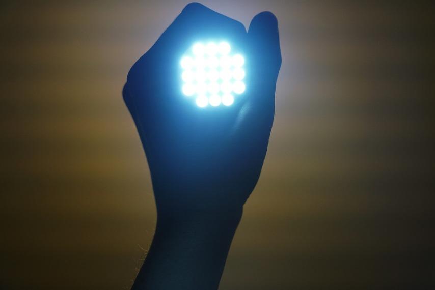 Основные характеристики светодиодных светильников
