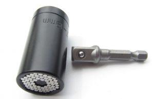Интересные находки на АлиЭкспресс: Универсальный ключ-насадка и магнитный браслет