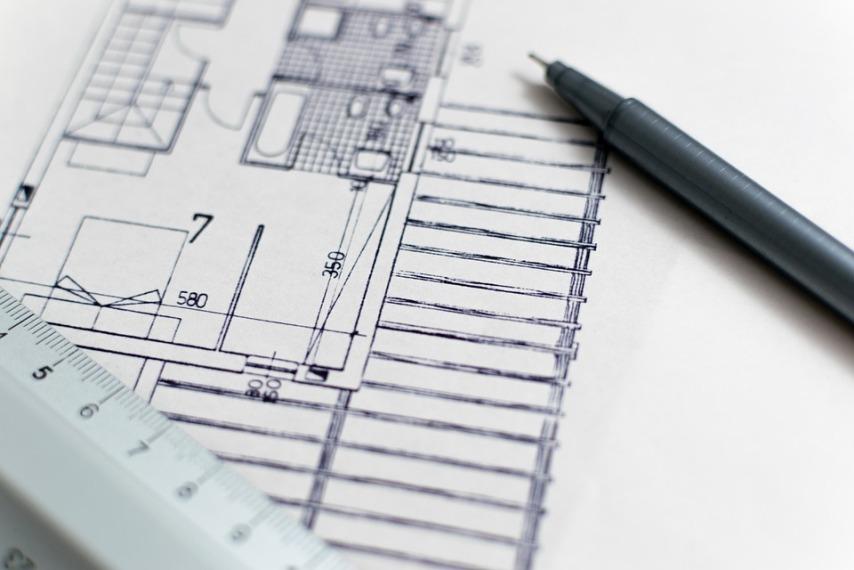 Этапы проведения изменений в дизайне помещения
