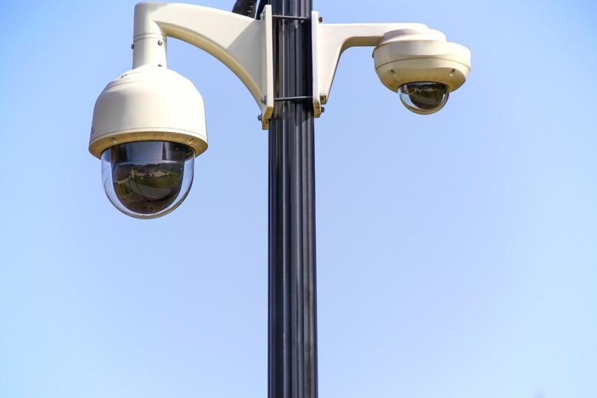 Что собой представляют поворотные камеры наружного наблюдения