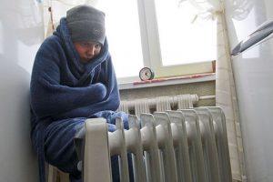 Отопление включили, а в квартире холодно
