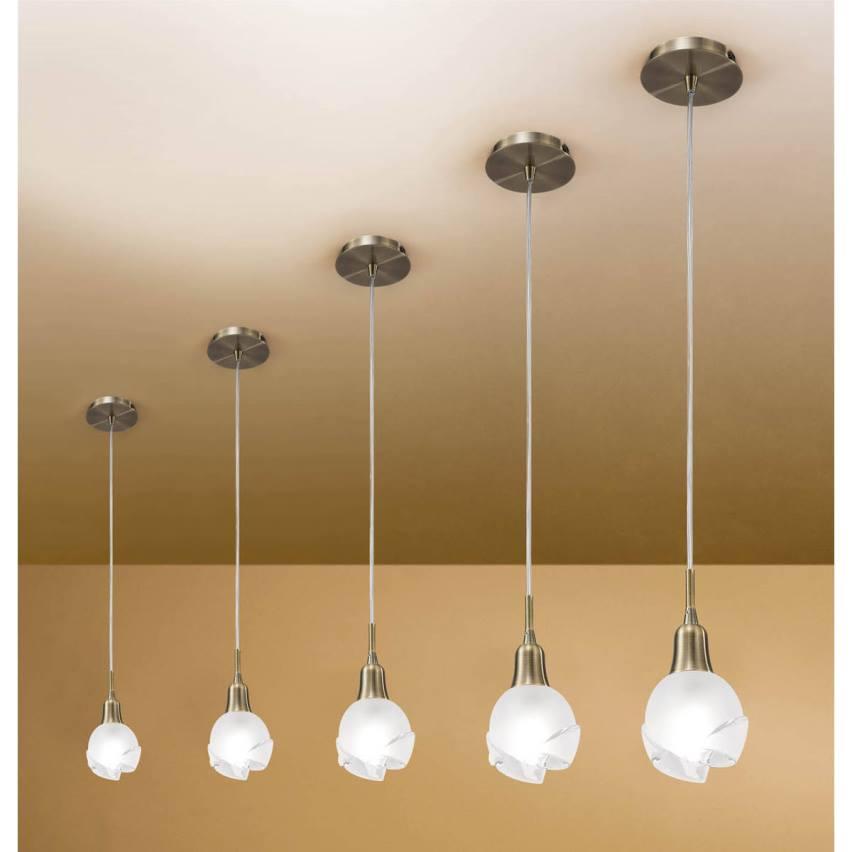 Подвесные точечные светильники