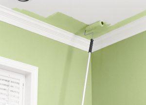 Покраска потолков: как это делается правильно
