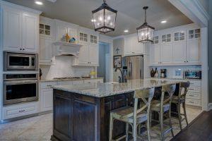 Кухонный фартук: дополнительные идеи