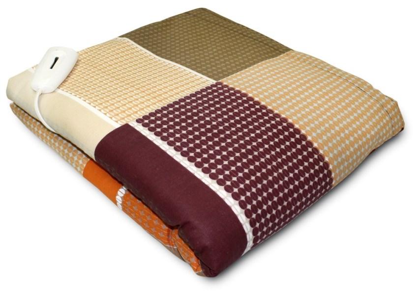 Как согреться электрическим одеялом