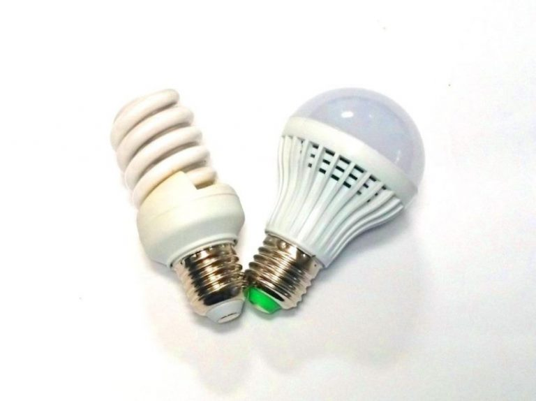 Лампочки освещения