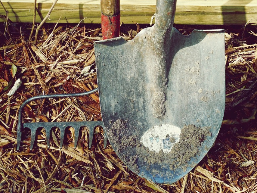 Очистка, просушка и закладка на зимнее хранение инвентаря