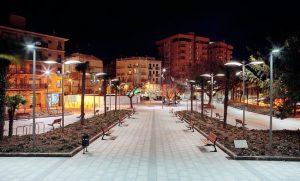Светодиодное освещение для улиц: современность и стиль