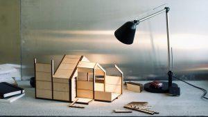 Это невероятно: Как домик из настольного конструктора превратить в жилой дом