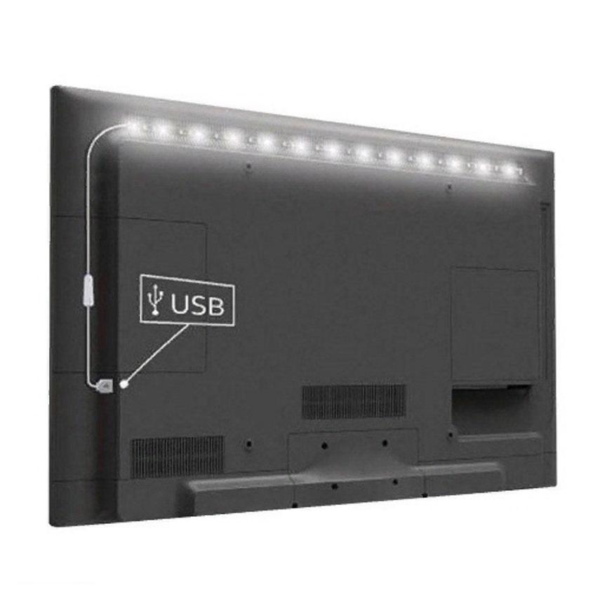Подключение светильника к телевизору
