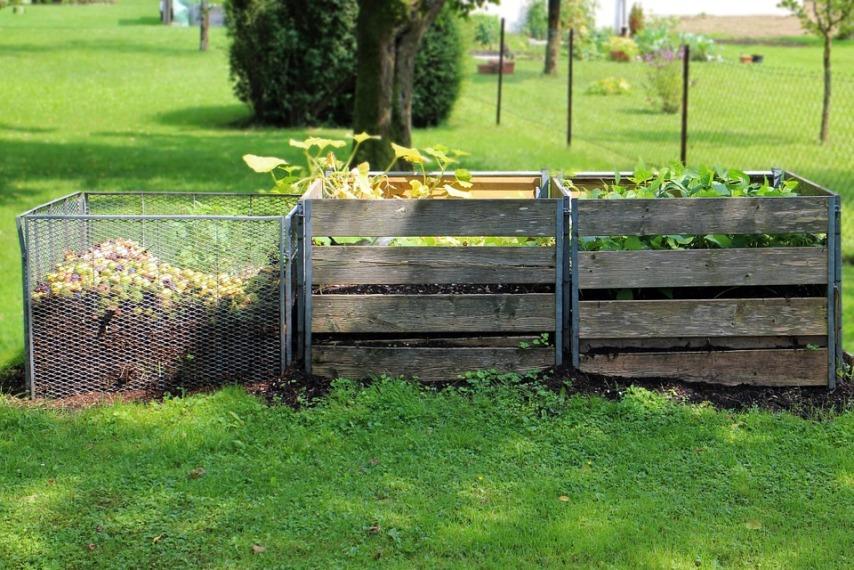 Создание компоста с помощью хвои