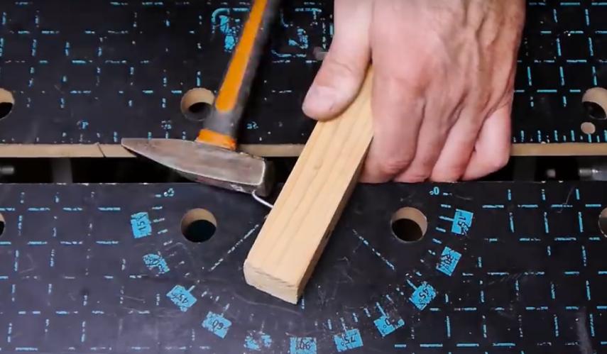 Лайфхаки с использованием молотка