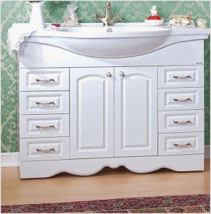 Удобство и стиль в ванной: разнообразные и стильные комоды