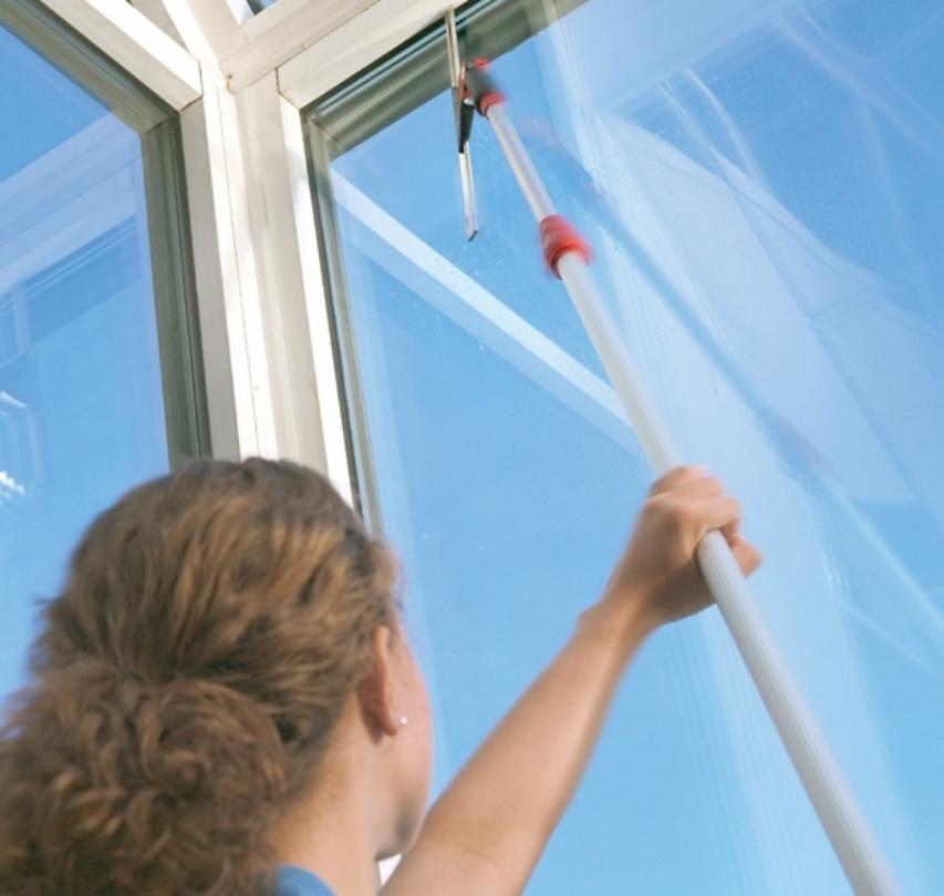 Рекомендации по наиболее эффективному мытью окон