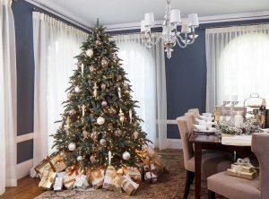 Выбор искусственной новогодней елки: возможные варианты и важные нюансы