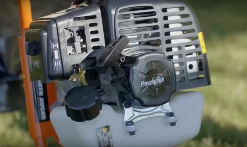 Двигатель шнека