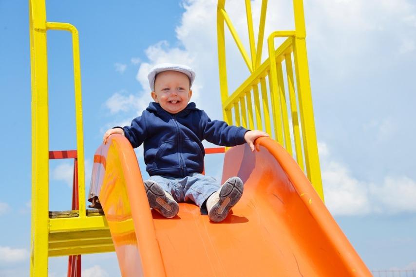 Оплата детской площадки около МКД