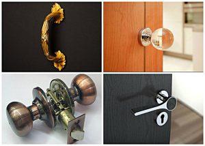 Как выбрать ручку для межкомнатной двери?