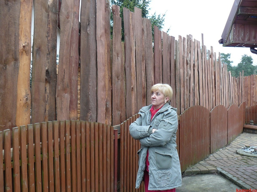 Соседский забор, установленный неправомерно
