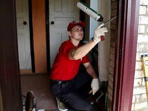 Установка входной двери: пошаговая инструкция, основные правила и рекомендации