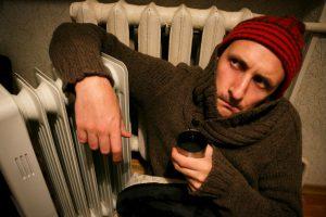 Что делать, если батареи холодные, и когда за отопление можно не платить