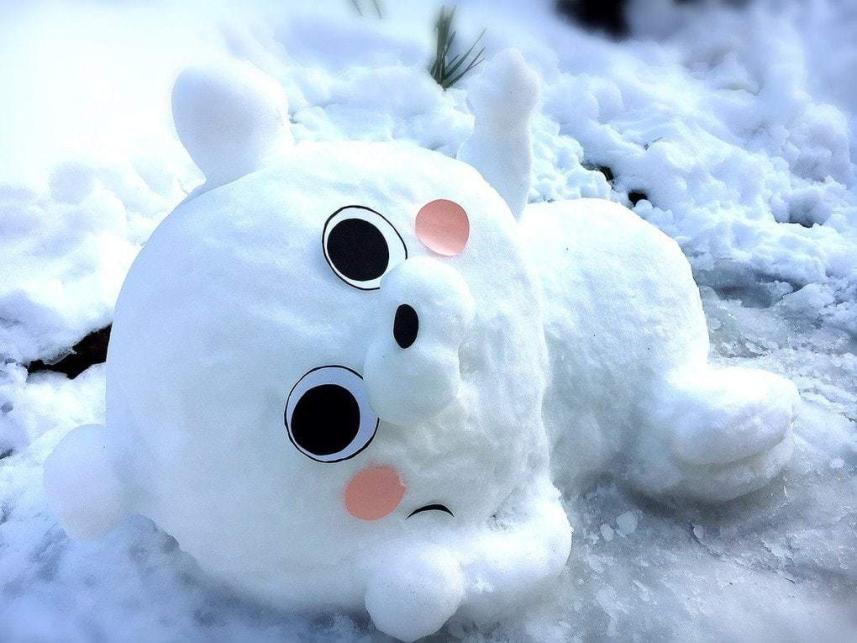 Необычные идеи для создания снеговиков