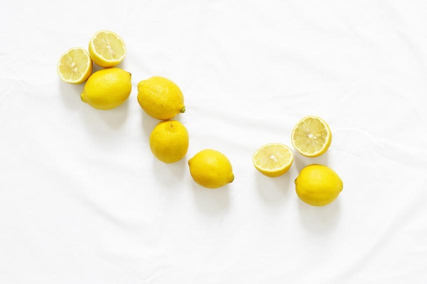 Урожай лимонов