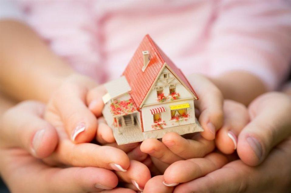 Доля детей в праве на недвижимость