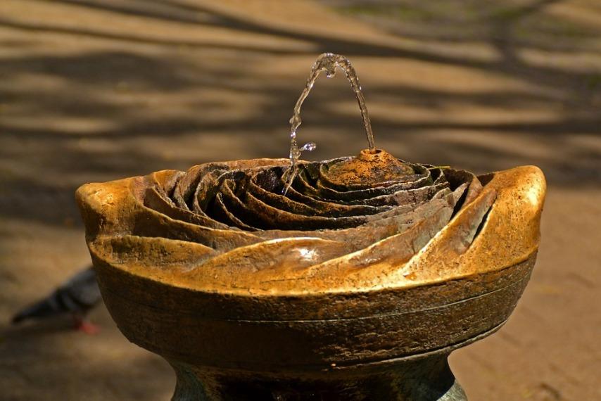 Варианты фонтанов