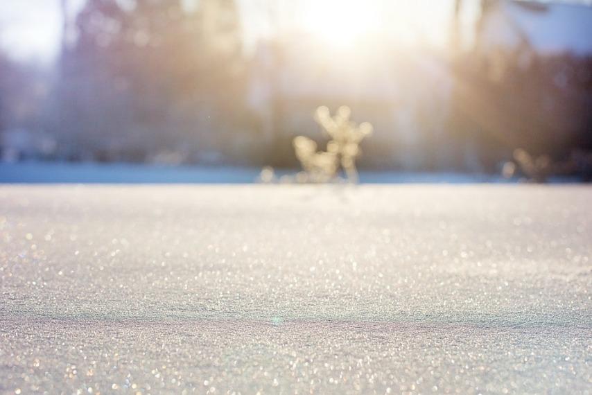 Убрать снег на участке