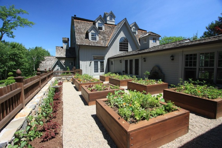 Делаем удобный и грамотный огород