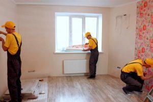 Как подобрать бригаду для ремонта квартиры в новостройке и как обеспечить грамотный контроль