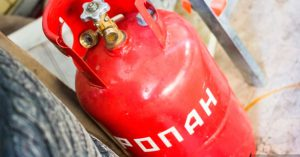 Правила выбора и эксплуатации газового баллона