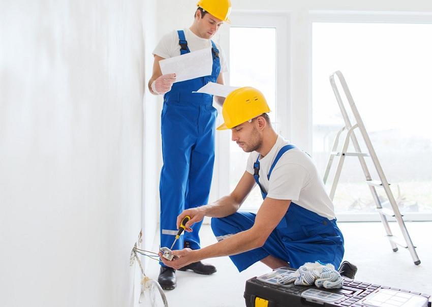 Заказ услуг от строительных компаний