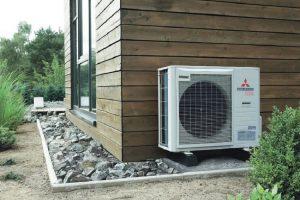 Воздушный тепловой насос для отопления дома: принцип работы, преимущества и недостатки