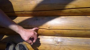 Усадка дома из бруса: как минимизировать ее проявления