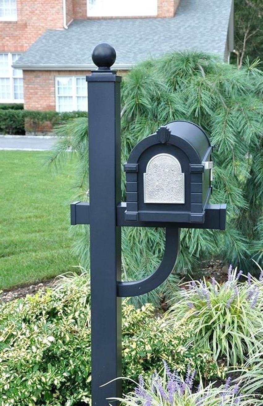Идеи для размещения почтового ящика